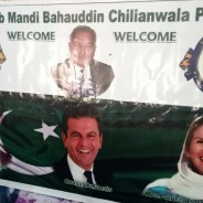 Hoher Besuch des Lions Distrikt-Governors mit Inspektion der Patty's Child Clinics in Chillianwala