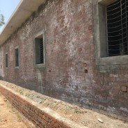 Photos from the construction site – Patty's Child Clinic in Mianwal Ranjha takes shape