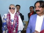 Inauguration of Patty's Child Clinic Pakistan in Mianwal Ranjha
