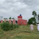 Visit to the location of 3rd Patty Child Clinic in Chak 16 district Mandi Bahauddin